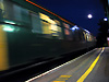 Night train at Lymington