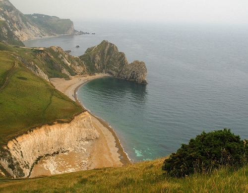Durdle Door from Swyre Head